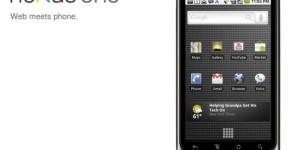 Videos Nexus One
